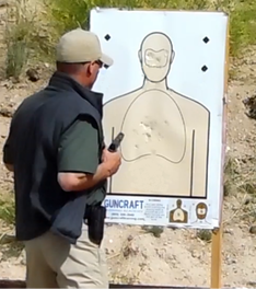 The Guncraft Defensive Handgun Class is a great class for beginner and advanced shooters to learn the best practical skills for concealed carry, personal protection, home defense, and safety with your handgun, pistol or revolver.