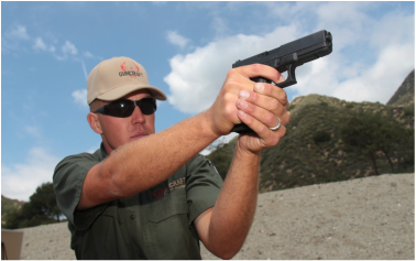 Guncraft Defensive Handgun training in San Antonio and Austin is the best way to learn to shoot for self-defense and personal protection