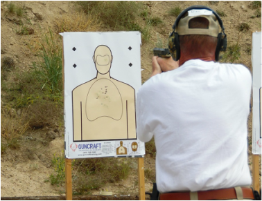 A Guncraft Defensive Handgun class is the best tactical, self-defense or concealed carry training you can receive near San Antonio or Austin