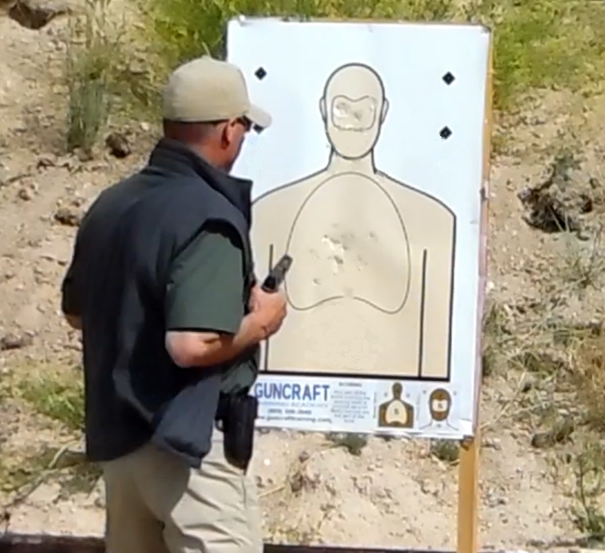 Practical tactical and self-defense shooting techniques taught at classes in San Antonio and Austin Texas