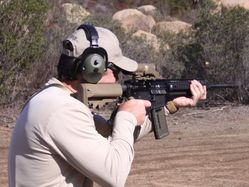 Guncraft teaches the best Defensive Rifle Training Courses in San Antonio and Austin, which train you to use a rifle or carbine for self defense, personal protection and home defense